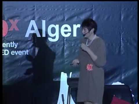 Nema Houhou at TEDxAlger