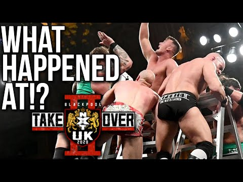 WHAT HAPPENED AT: WWE NXT UK TakeOver: Blackpool 2