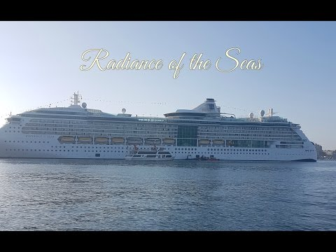 My experience on Radiance of the Seas