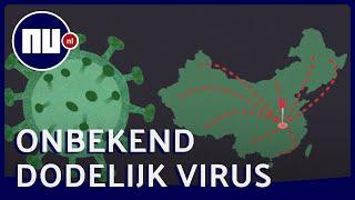 Hoe mysterieus coronavirus zich door China verspreidde | NU.nl
