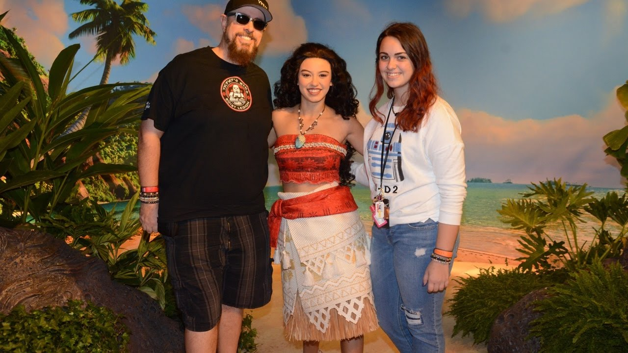 Moana and star wars rogue one arrive walt disney worlds hollywood moana and star wars rogue one arrive walt disney worlds hollywood studios star wars launch bay youtube m4hsunfo