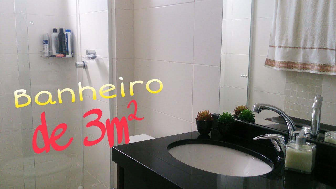 Como organizar banheiro pequeno   #C6051B 2668 1500