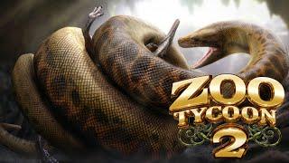 Zoo Tycoon 2: Titanoboa Exhibit Speed Build