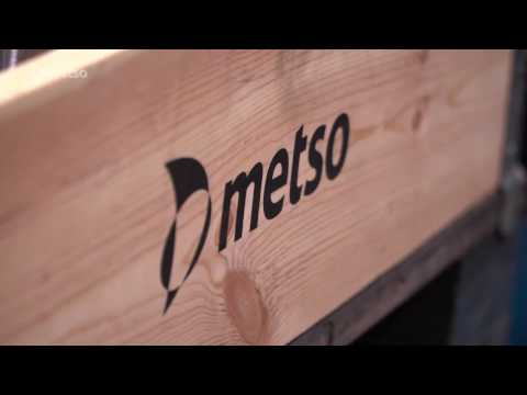 Look around in Metso's valve manufacturing