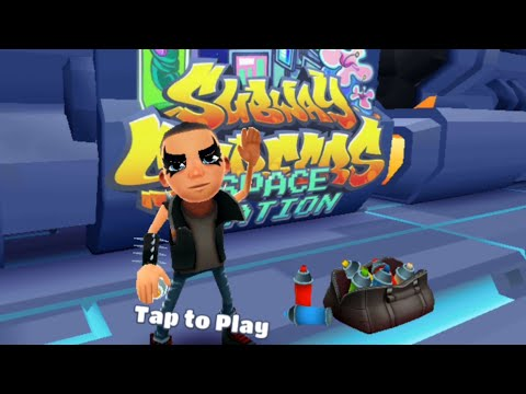 Subway Surfers Space