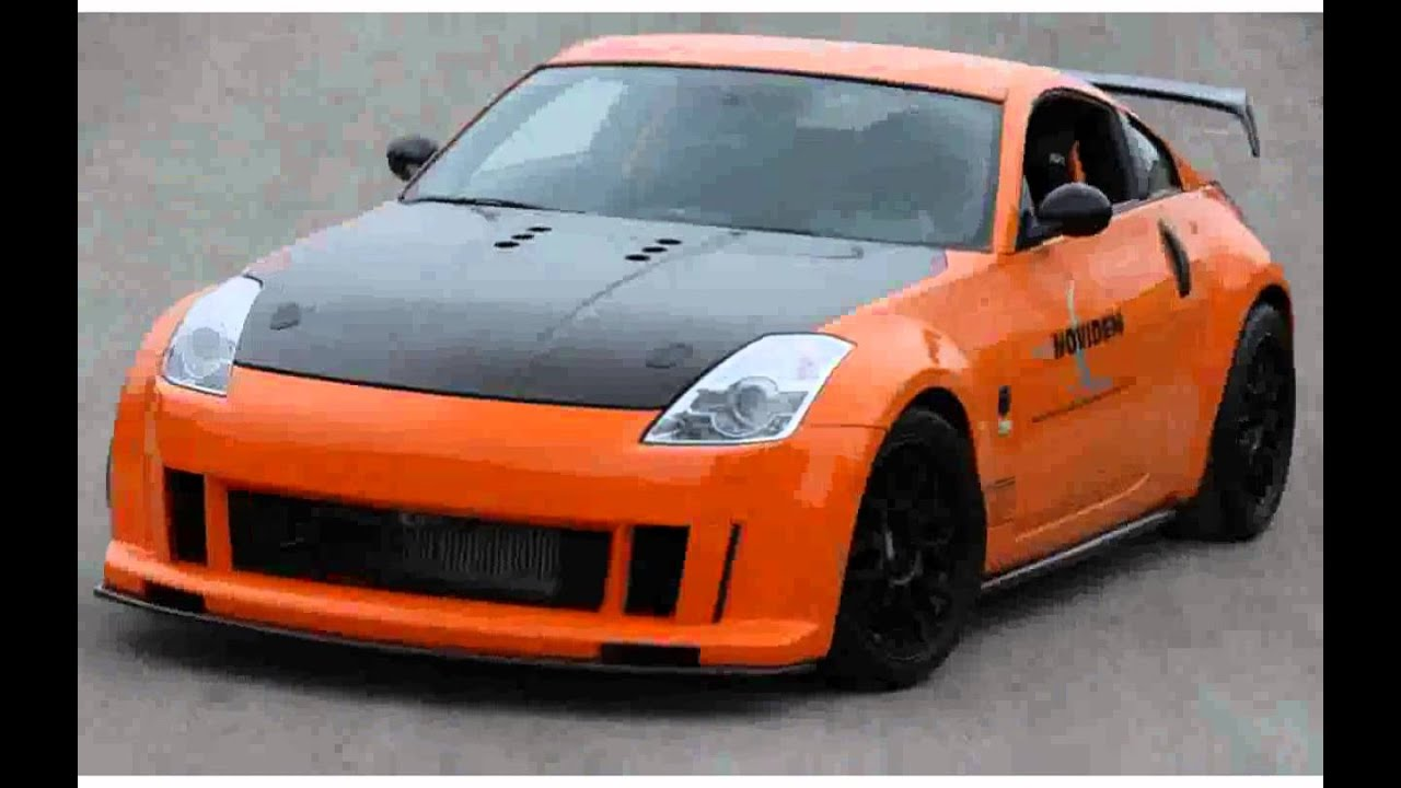 Strosek 350z front pictures youtube strosek 350z front pictures vanachro Choice Image