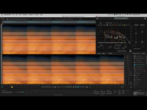 iZotope RX 6 201: Sound Designer's Toolbox - 13. Sonic Shapeshifting