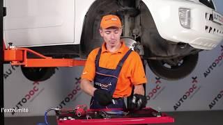 Comment remplacer une rotule de direction sur une TOYOTA RAV4 TUTORIEL | AUTODOC