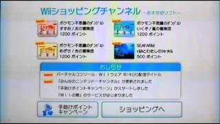 【Wiiショッピングチャンネル】BGM(2019年1月31日(木)15時以降はこの動画のみ)
