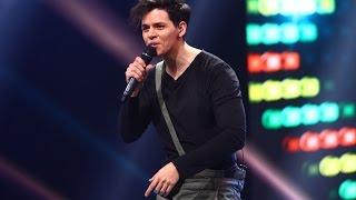 """DNCE - """"Cake by the ocean"""". Vezi interpretarea lui Emilian Nechifor din a doua gală live X Factor!"""