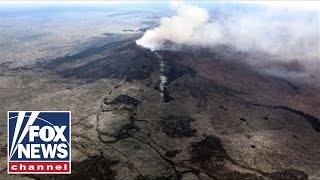 Amazing video: Hawaii's Kilauea volcano erupts, thousands flee