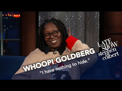 Whoopi Goldberg Is A Gun Owner