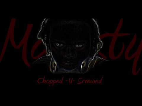 Lil Wayne - Ice Cream Paint Job - Chopped and Screwed by Dj Majesty