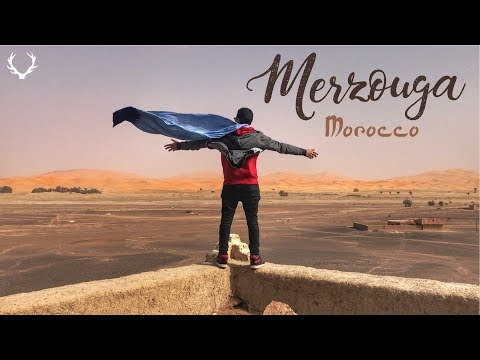 MERZOUGA - The Southeastern Moroccan Sahara ( Travel Video Montage 2018 )