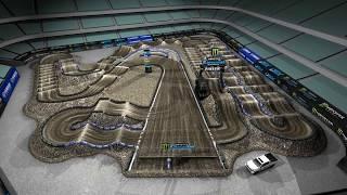 Yamaha Track Map Anaheim 2 2019
