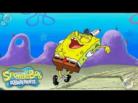SpongeBob's Funniest Moments from New Episodes! Pt. 2 | SpongeBob SquarePants | #FunniestFridayEver