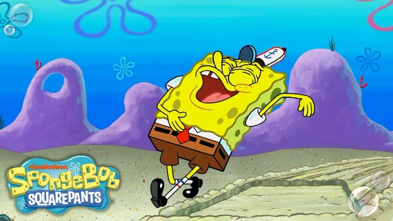 spongebob's funniest moments from new episodes! pt. 2 | spongebob