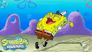 SpongeBob's Funniest Moments from New Episodes! Pt. 2 | SpongeBob SquarePants | #FunniestFridayEver