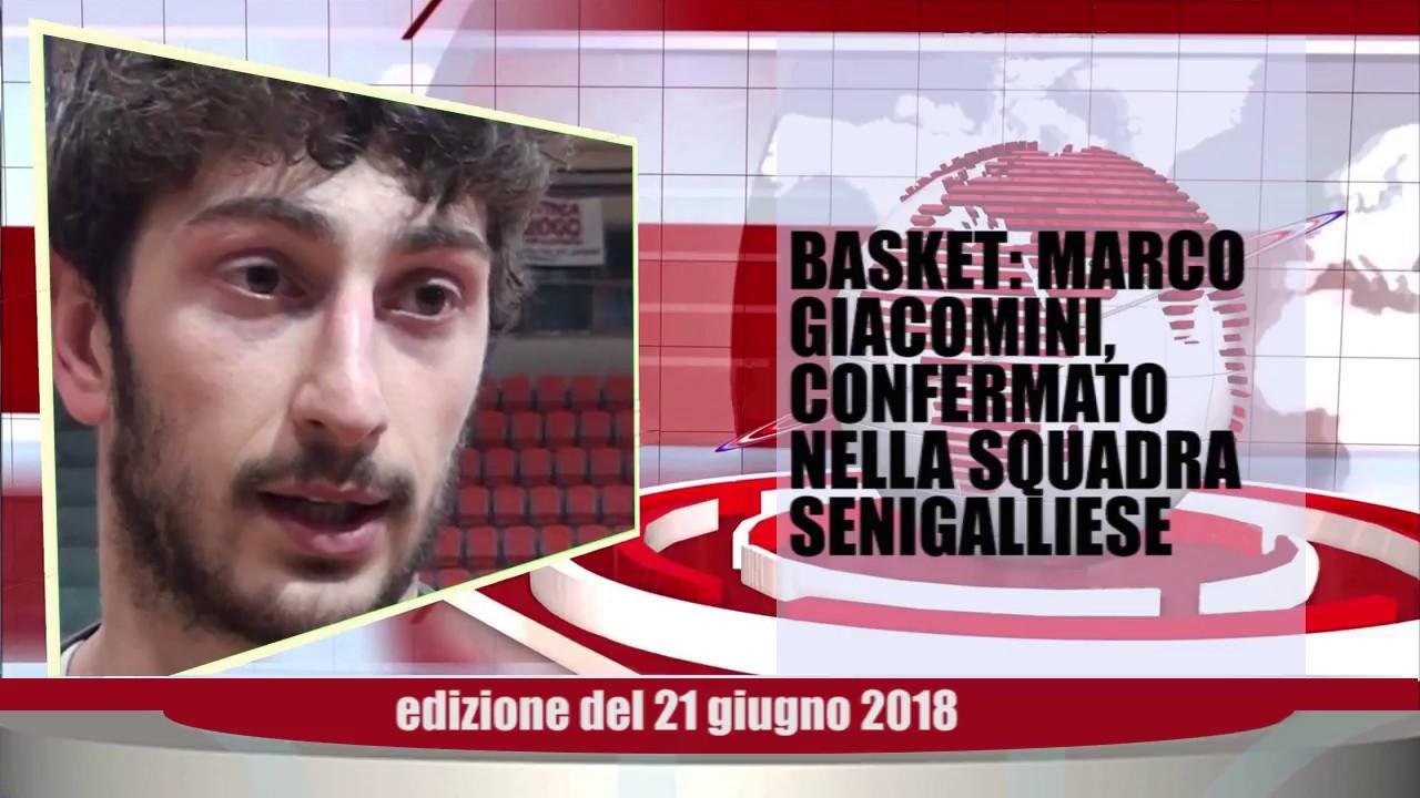 Velluto Notizie Web Tv Senigallia Ed  22 06 2018