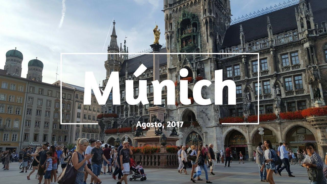 Lugares turisticos en alemania for Oficina de turismo munich