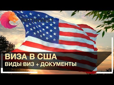 🇺🇸💵👉Виза в США для россиян и украинцев | Виды виз | Как получить | Документы