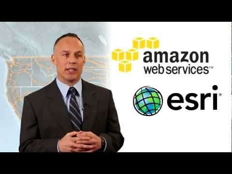 Esri Applications in the AWS Cloud