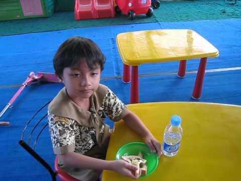 breakfast together kindergarten global prima school