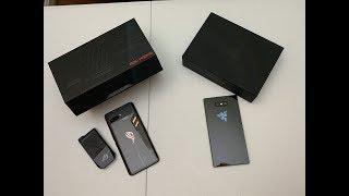 I am returning One of These - ROG or Razer Phone 2