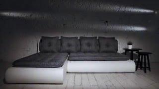 видео «Амстердам Премиум» диван еврокнижка