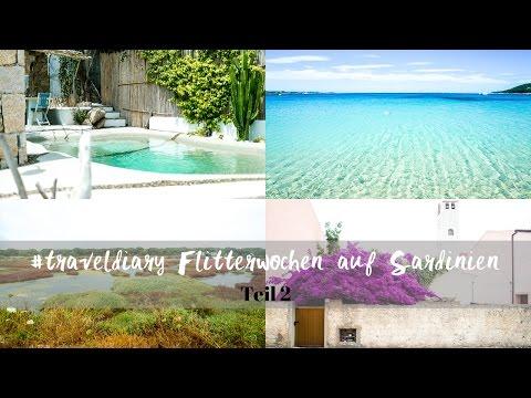 Unsere Flitterwochen auf Sardinien Travel Diary | Orosei / Costa Smeralda / Palau | The Kaisers