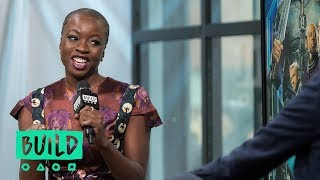 Danai Gurira Stops By To Talk About