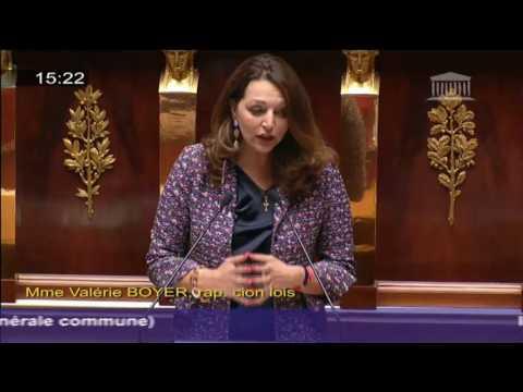 Valérie Boyer (LR) défend brillamment sa proposition de loi contre la GPA (16/06/2016)