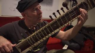 Thievery Corporation - Behind the Scenes with Rob Myers on Sitar