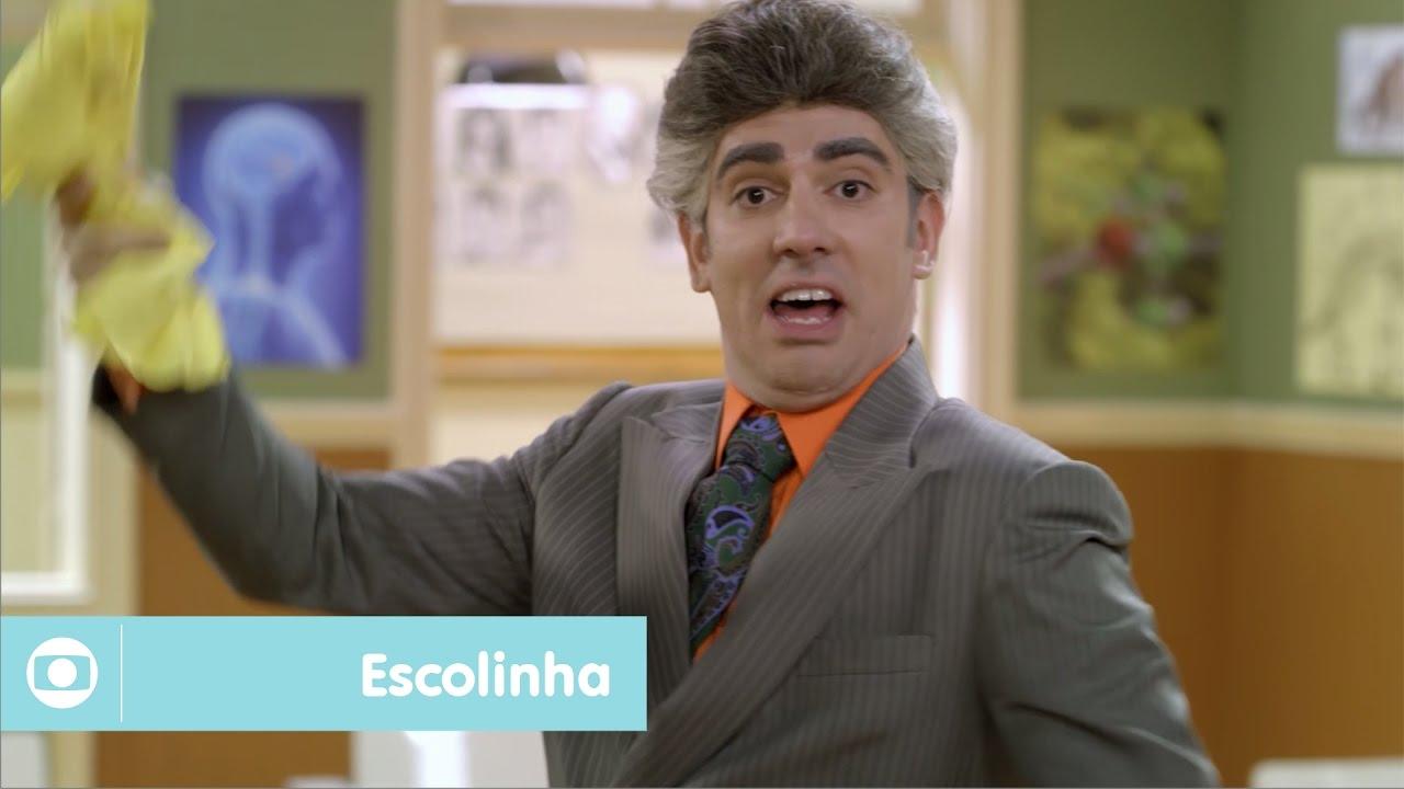 Rolando Lero te convida para a volta da Escolinha