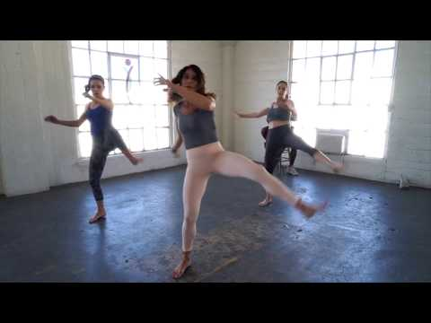 Brazilian Warrior Workout | A Mix Of Maculele and Capoeira
