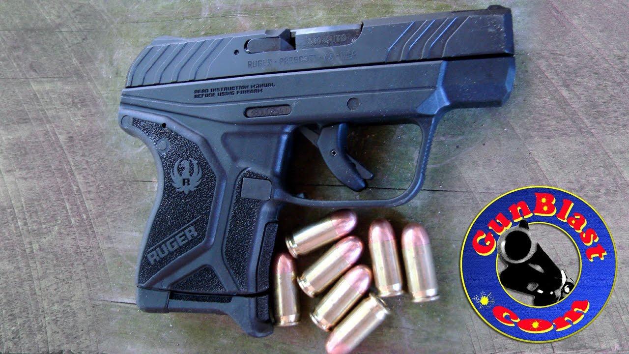 Shooting Ruger's NEW LCP II 380 Pocket Pistol - Gunblast com