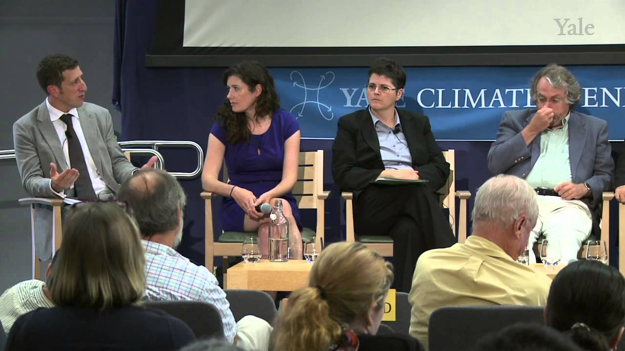 Panel Discussion on Climate Change