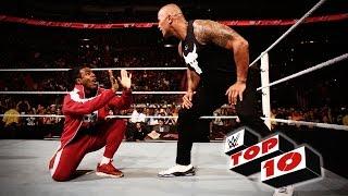 Top 10 Raw Momente: WWE Top 10, 25. Januar 2016