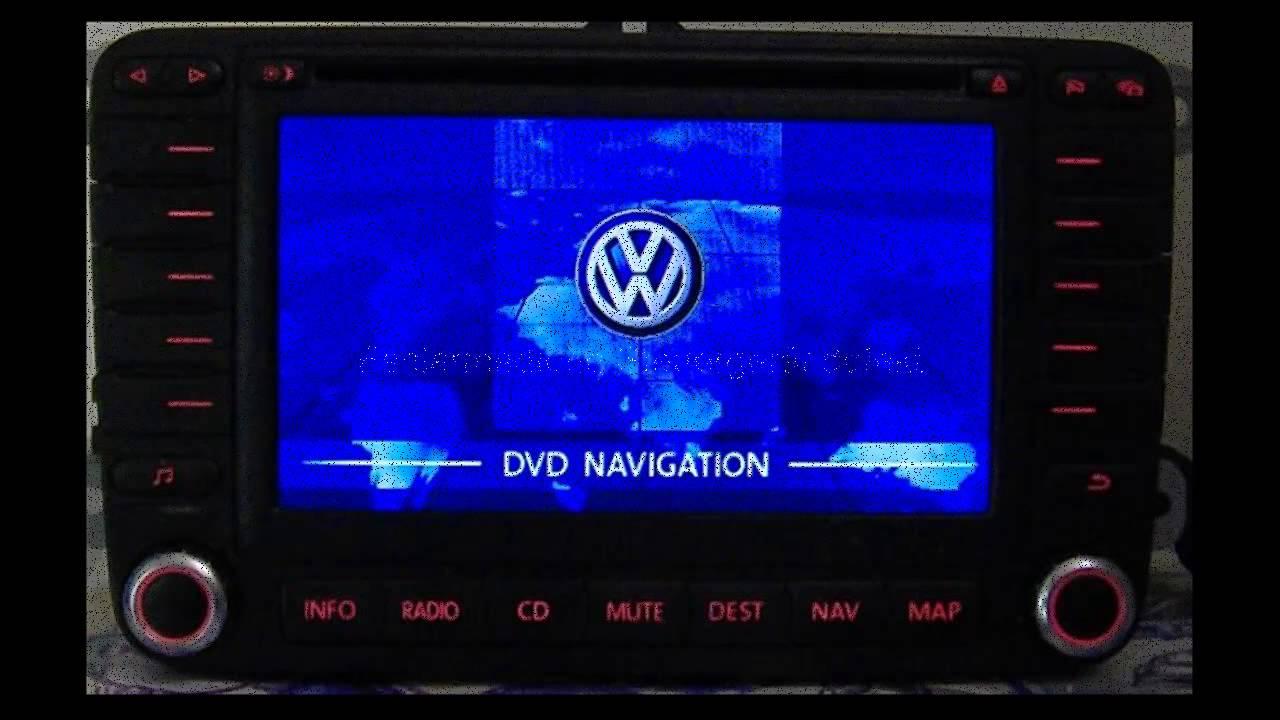Vw Volkswagen Audi Rns2 Mfd2 Dvd Dvd Laufwerk Defekt