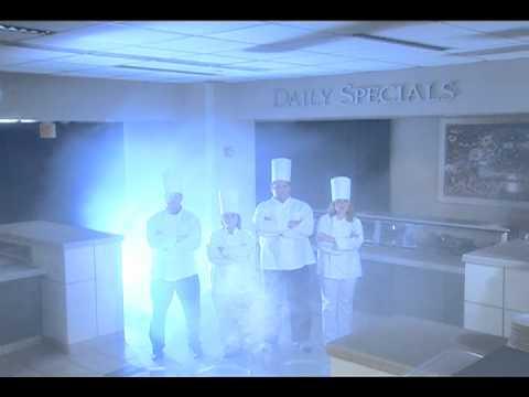 Iron Chef Parody