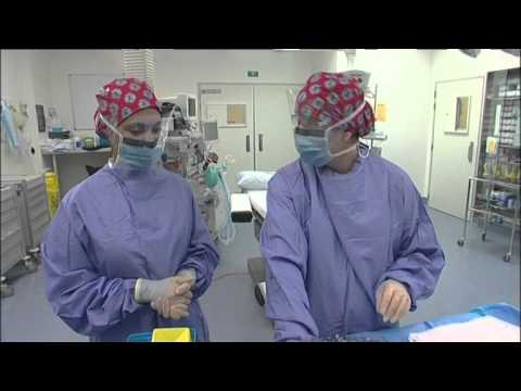 A Career In Hospital And Operating Theatre Jtjs32008 Youtube