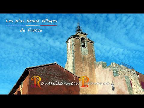 Most Beautiful Villages of France - Roussillon en Provence - Le Luberon