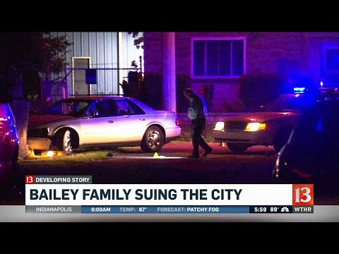 Aaron Bailey's family files wrongful death lawsuit