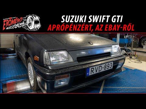 Totalcar Erőmérő: Suzuki Swift GTI aprópénzért, az Ebay-ről thumbnail