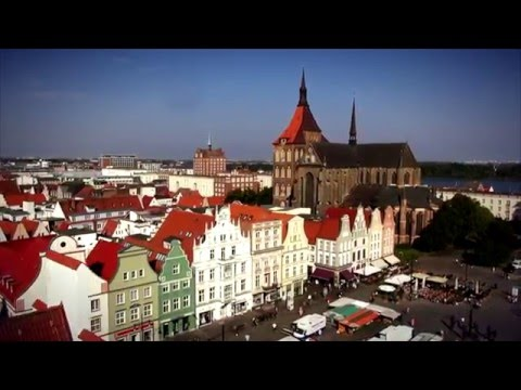 Rostock is ... (the perfect spot for your holiday at the Baltic Sea)
