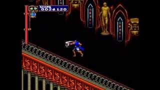 Castlevania: Rondo of Blood Playthrough (Wii Virtual Console) - Normal Stages
