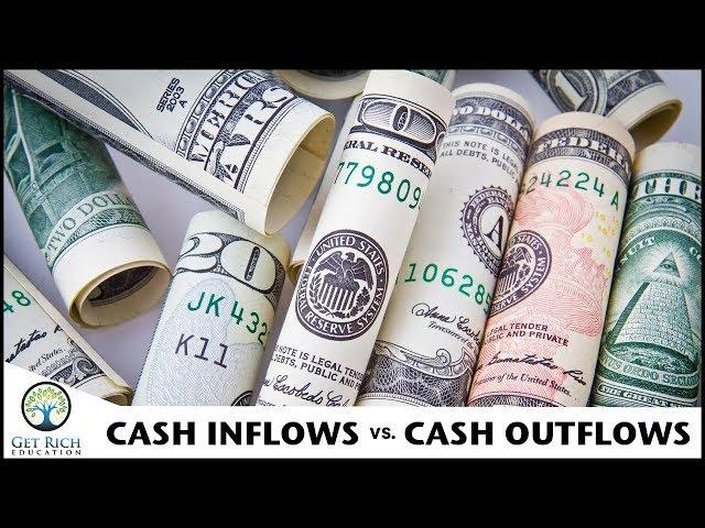 Cash Inflows vs. Cash Outflows