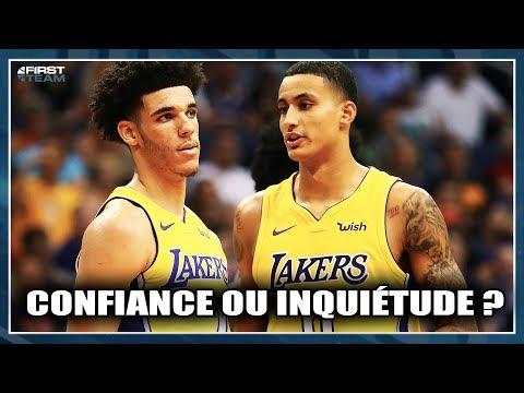 LOS ANGELES LAKERS : CONFIANCE OU INQUIÉTUDE ? First Talk NBA #33
