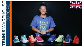 Tennis Warehouse Europe picks the BEST Men's & Women's Clay Court Tennis Shoes! 🧡