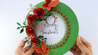 Christmas Card/Christmas Card Handmade/Christmas Card DIY